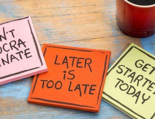 4 conseils pour éviter la procrastination en 2021 ?
